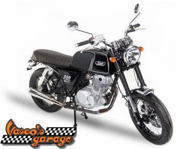 Black Seven 250cc