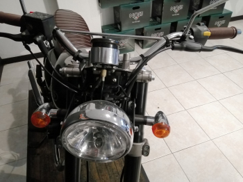 MASH 125cc Look Two Fifty