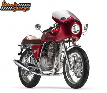 TT40 Cafe Racer 400cc